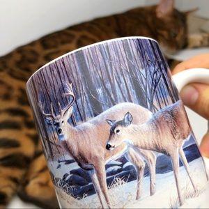 Reindeer & Fawn Mug